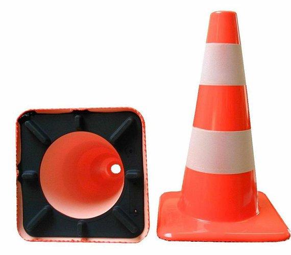 werfsignalisatie-verkeerskegels