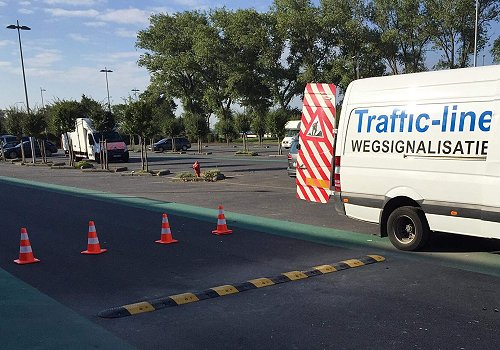 traffic-line wegsignalisatie